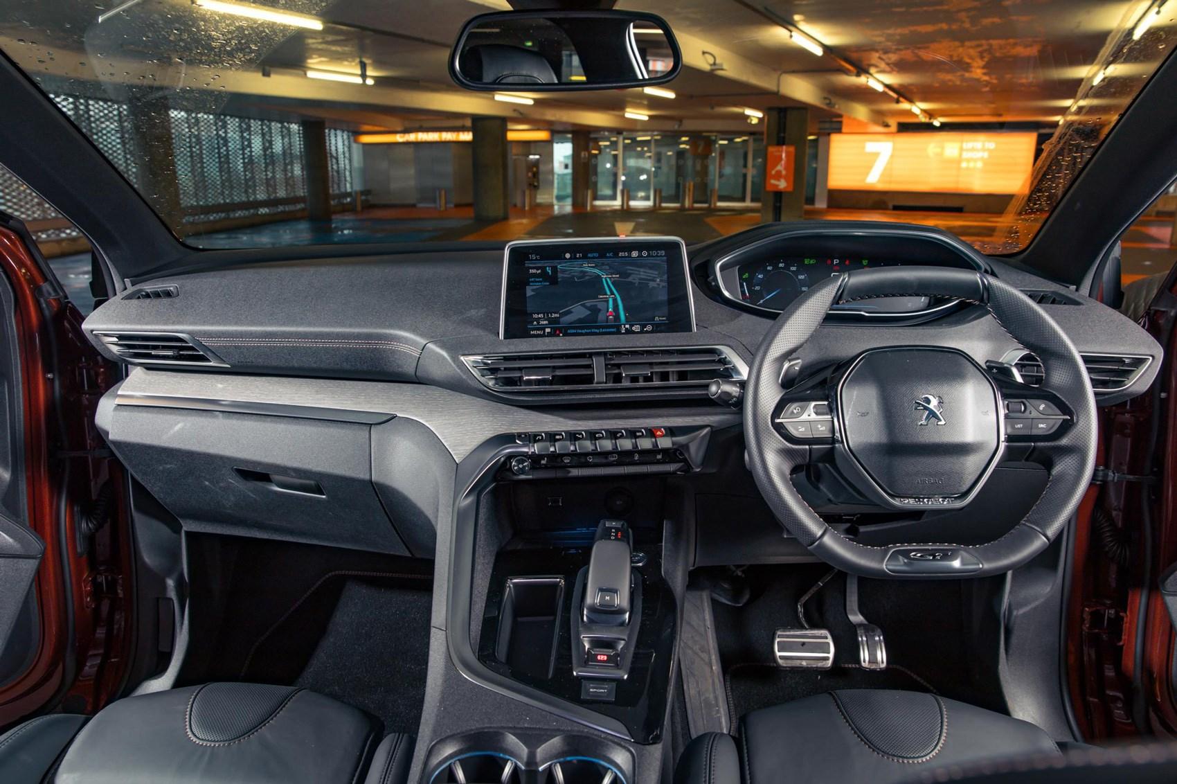 Old Mini Interior >> Renault Scenic vs Peugeot 3008 vs Seat Ateca triple test (2017) review | CAR Magazine