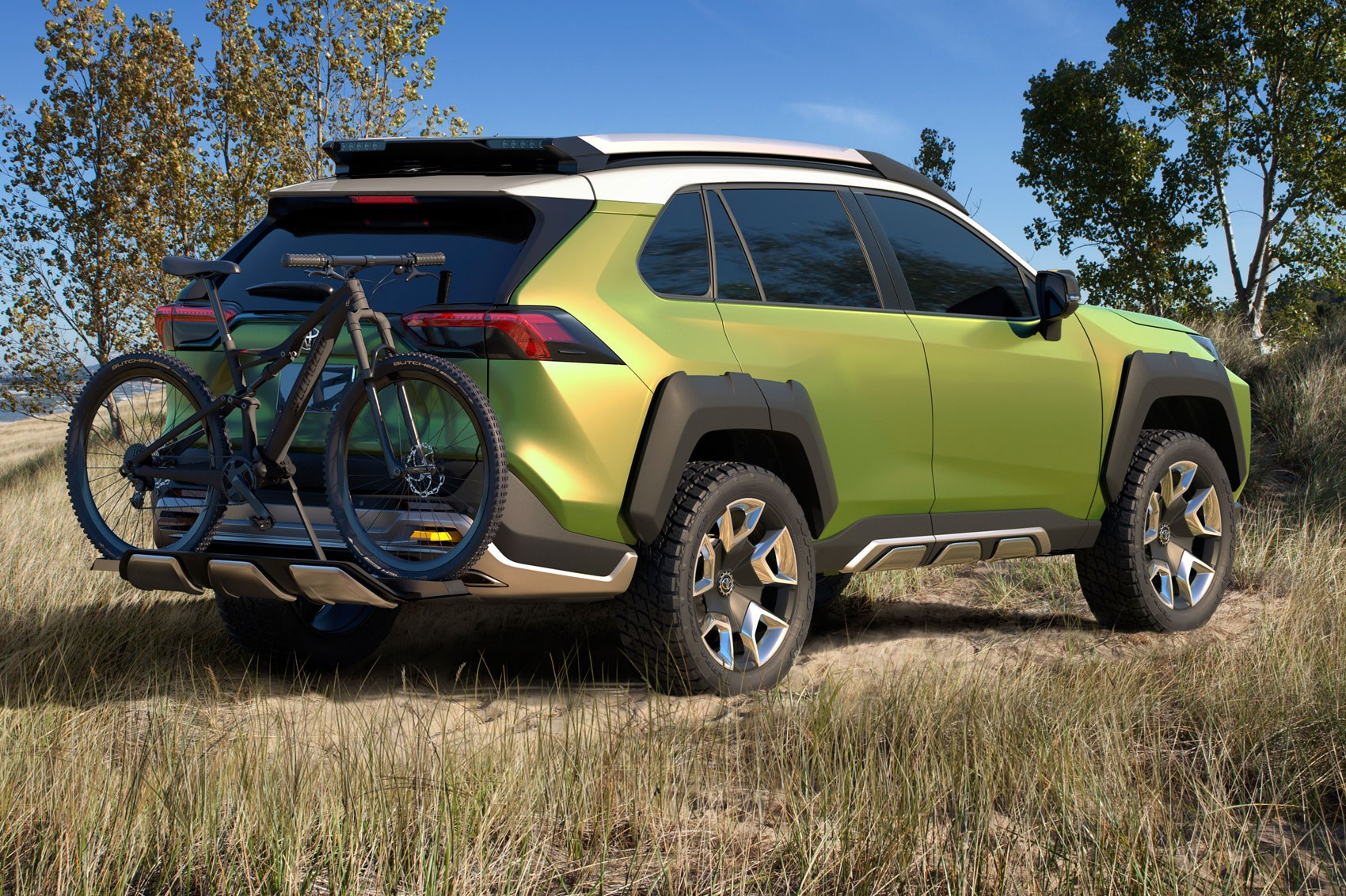 Toyota FT-AC concept at LA 2017: an adventure holiday on ...