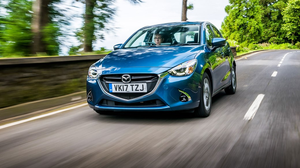 Mazda 2 15 115hp Gt Sport 2017 Review Car Magazine