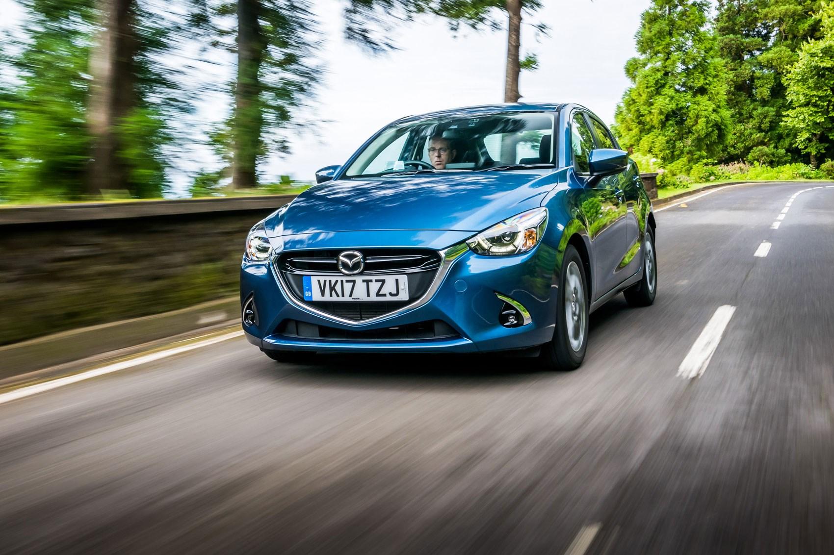 Subaru Lease Deals >> Mazda 2 1.5 115hp GT Sport (2017) review | CAR Magazine