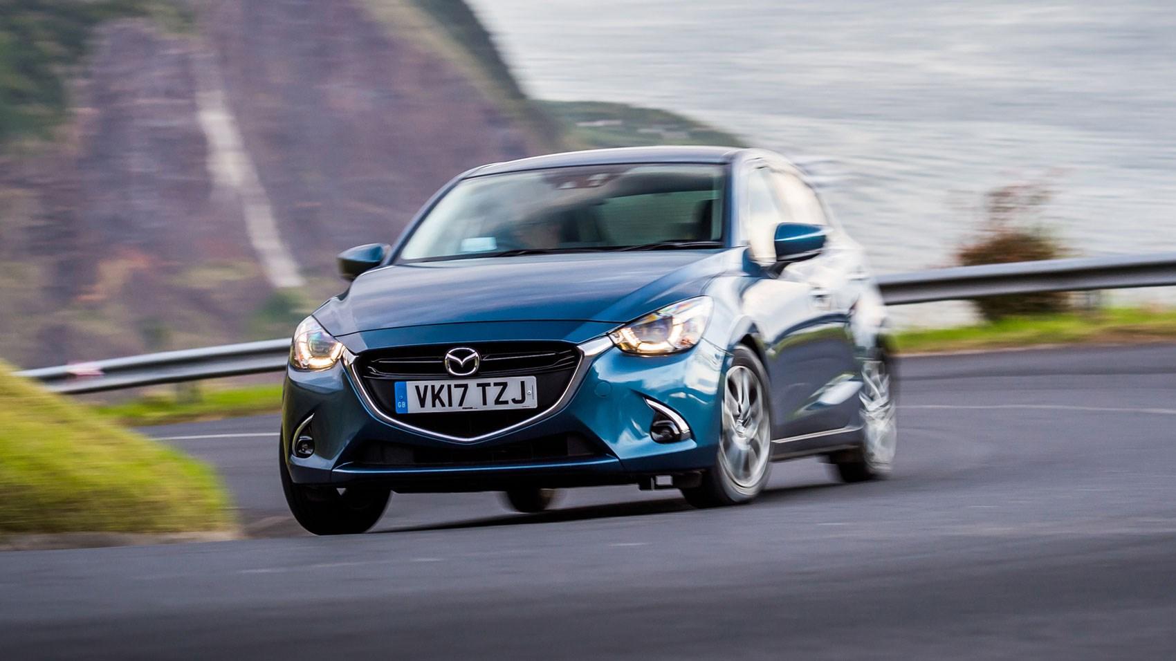 mazda 2 1.5 115hp gt sport (2017) review | car magazine