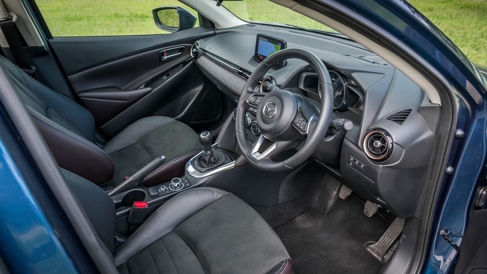 Mazda 2 GT Sport