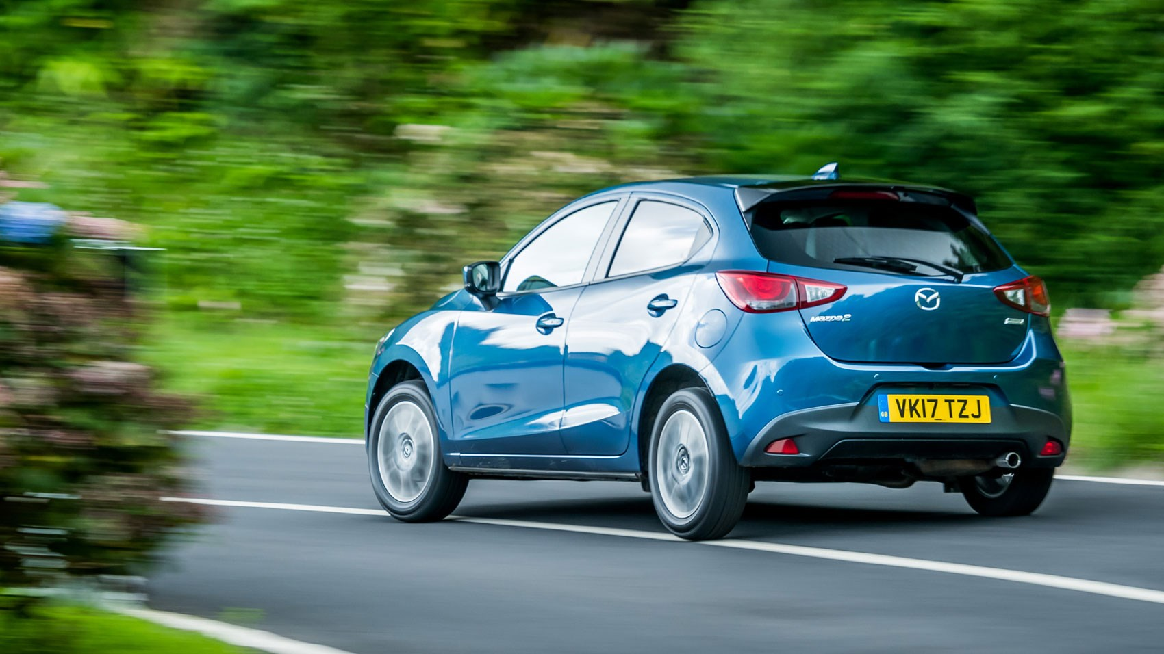Mazda 2 1 5 115hp Gt Sport 2017 Review Car Magazine
