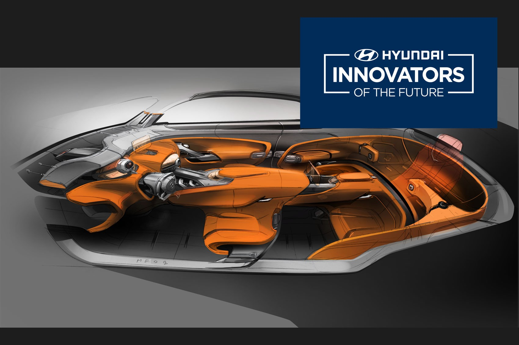 Hyundai innovators of the future national student design - Car interior design ...