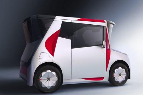 REDS city car