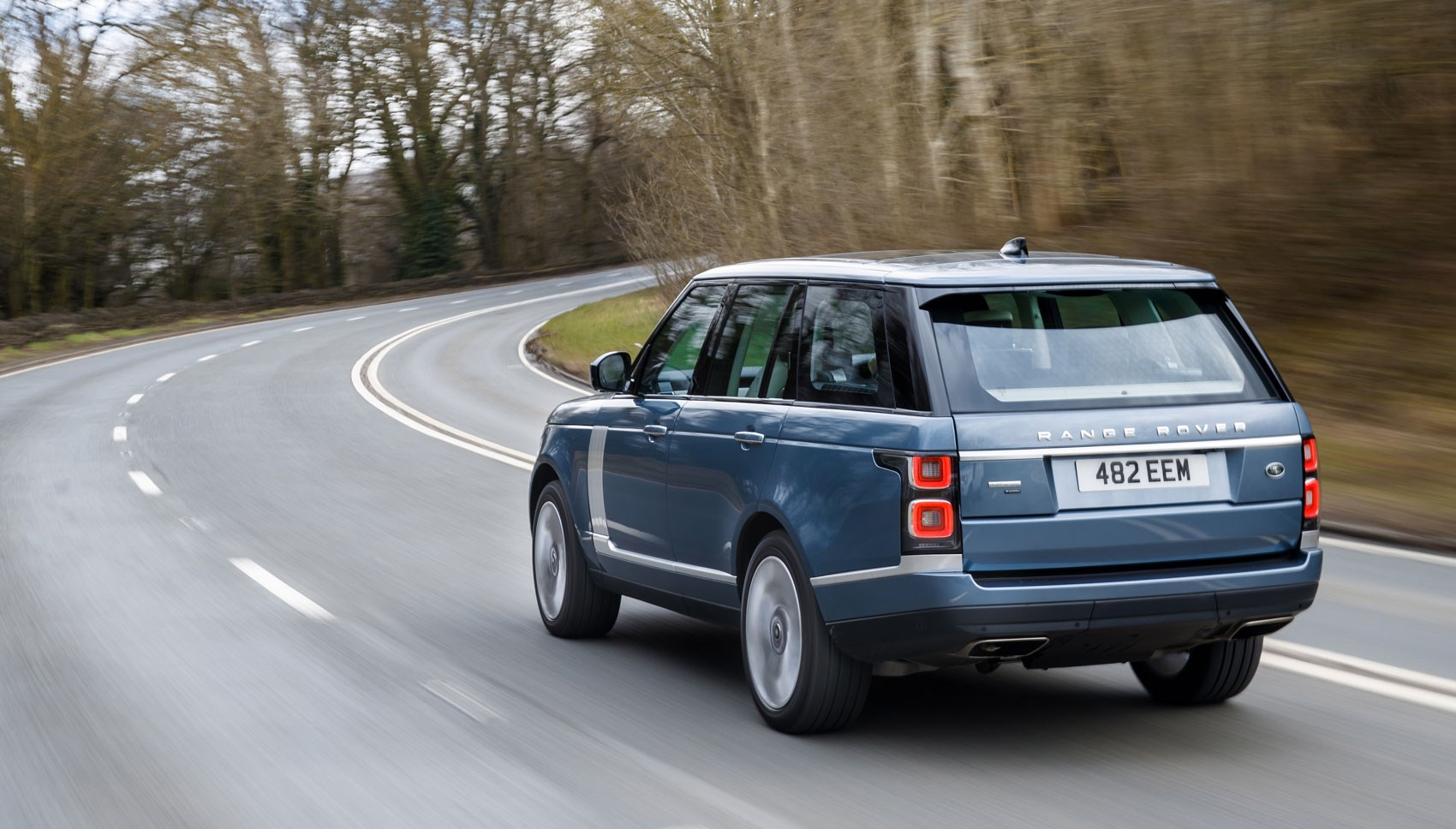 RR PHEV rear tracking