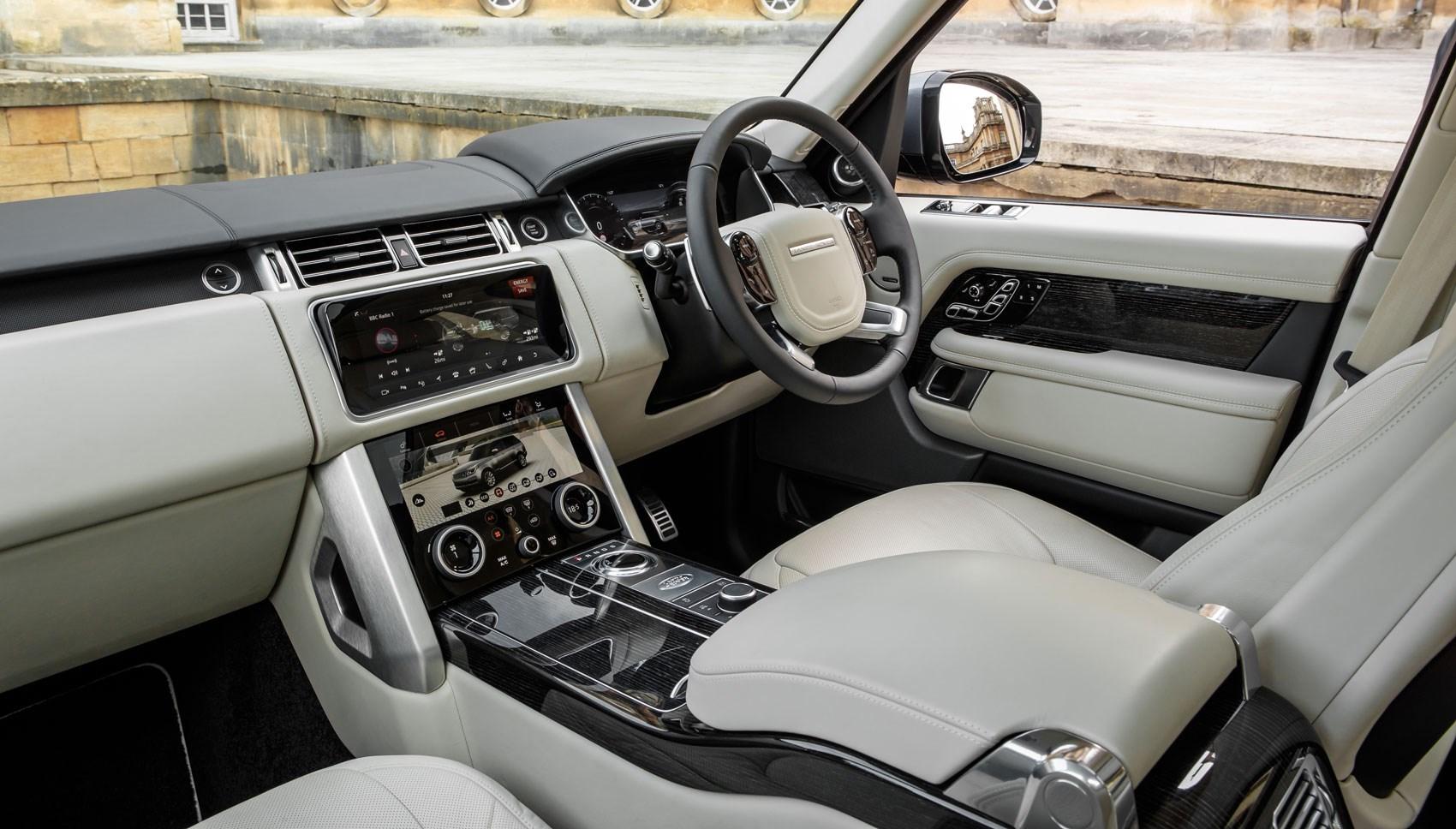 Range Rover P400e Phev 2018 Review Car Magazine