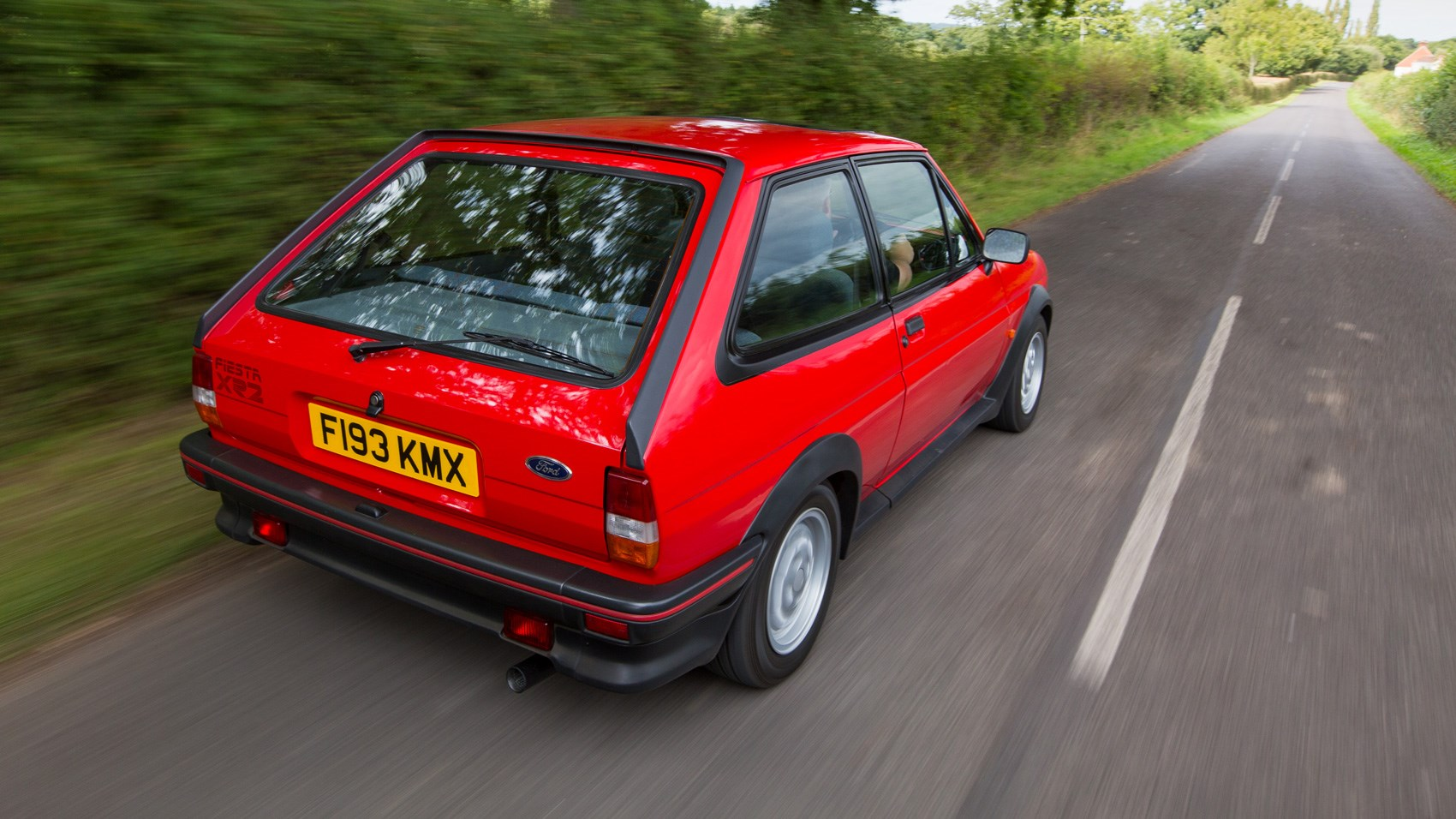 driving the classics ford fiesta xr2 1989 review car. Black Bedroom Furniture Sets. Home Design Ideas
