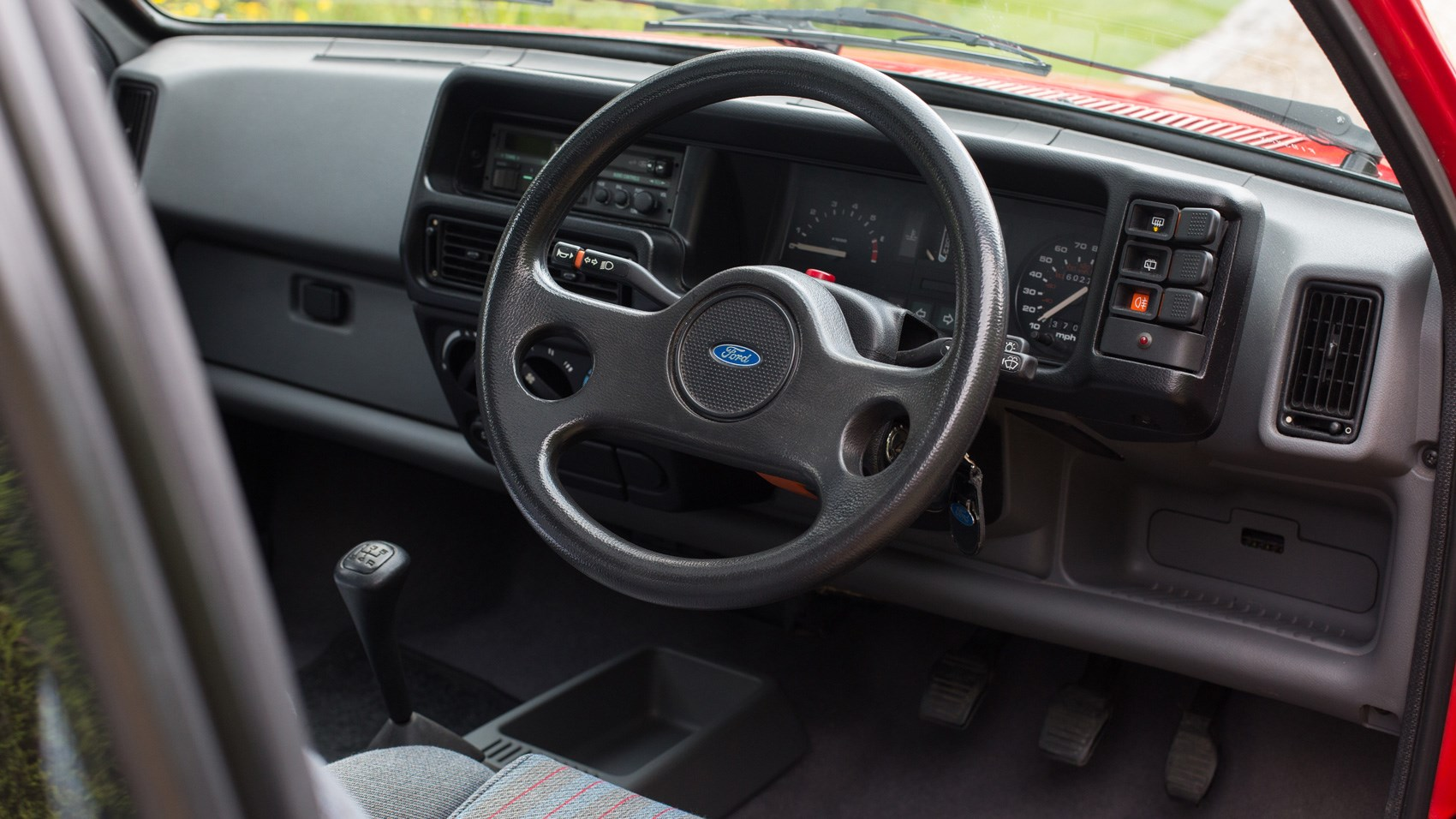 Ford Festiva For Sale >> Driving the classics: Ford Fiesta XR2 (1989) review | CAR ...