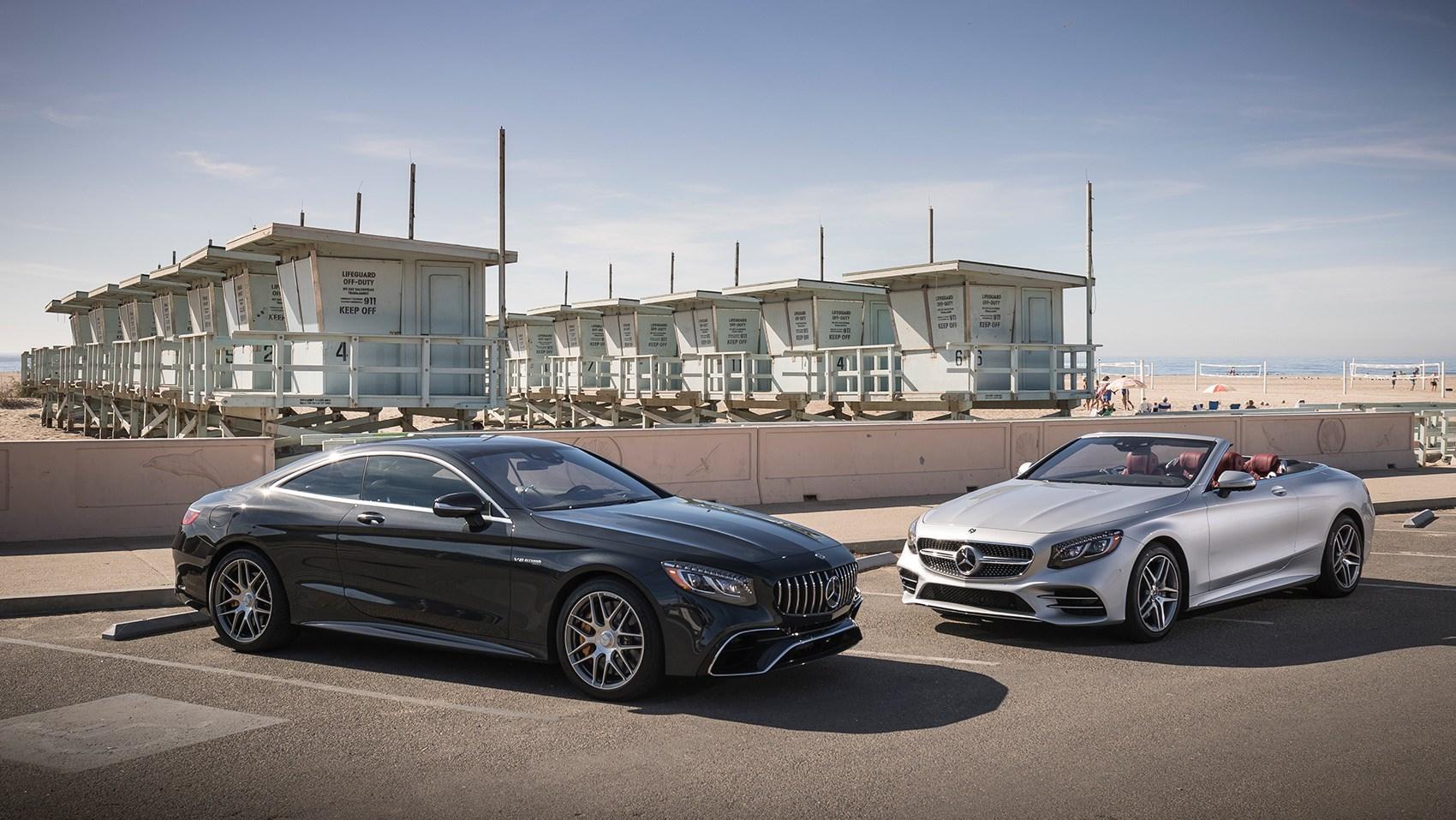 Mercedes S-class Cabriolet (2018) review | CAR Magazine