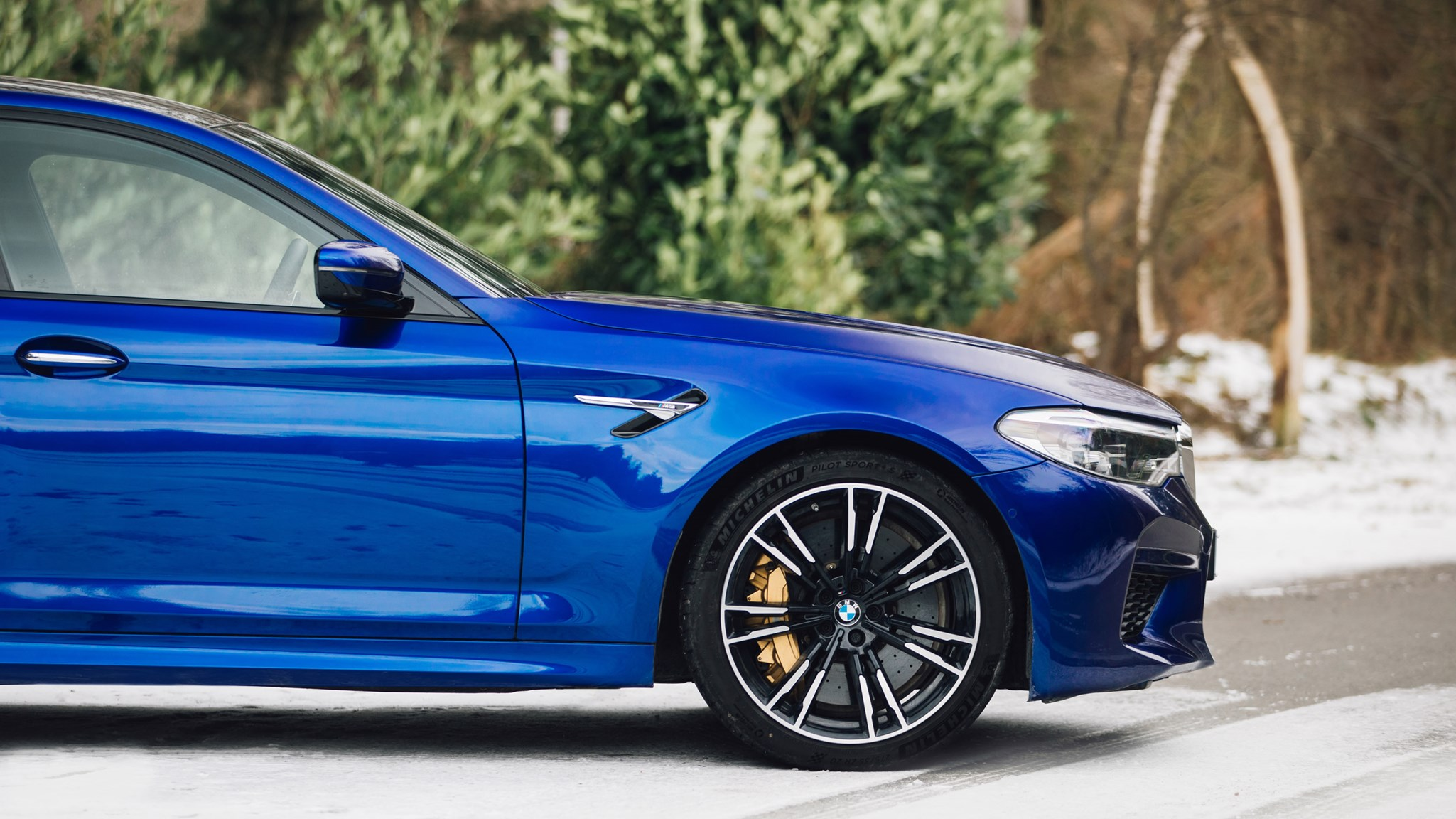 BMW M5 (2018) review: M gets AWD | CAR Magazine