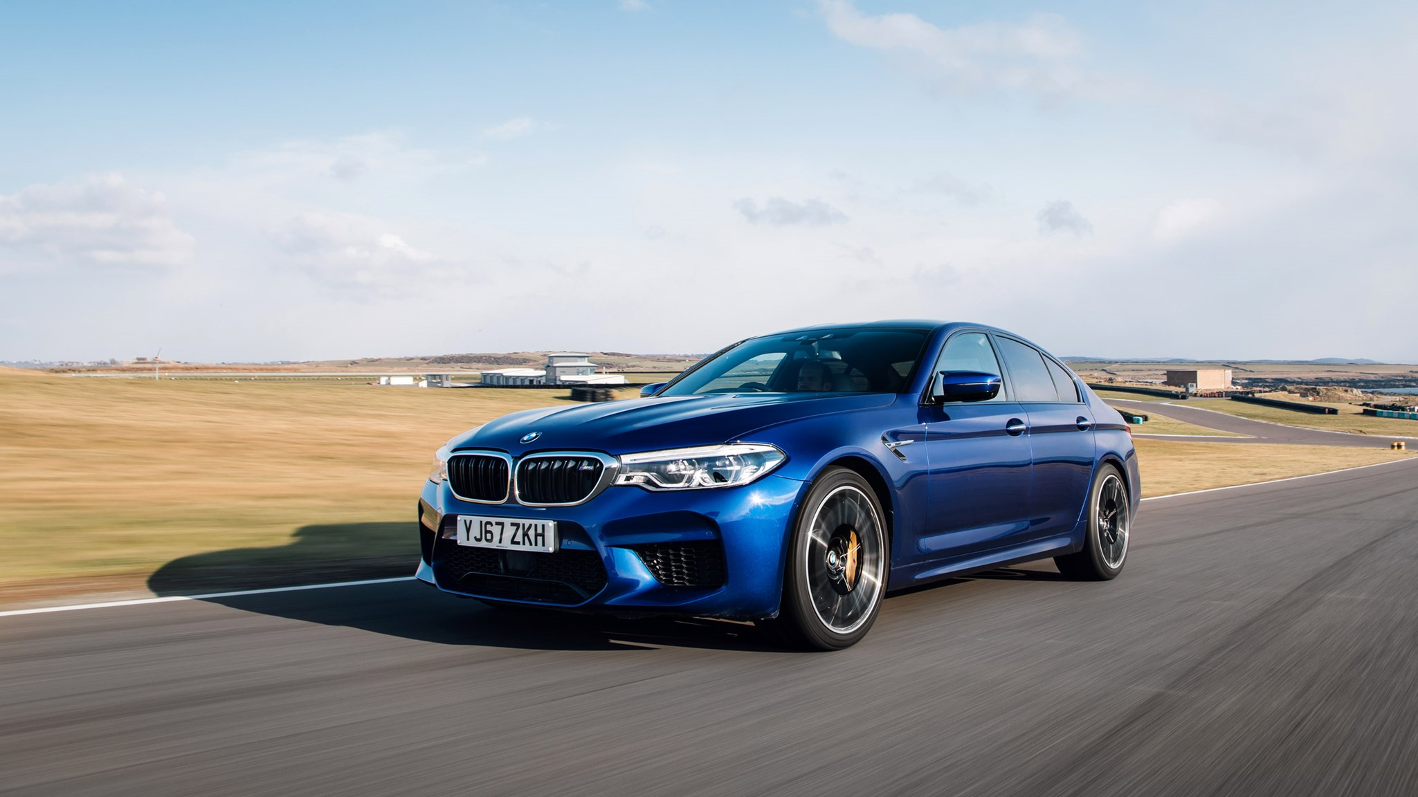 BMW M5 (2018) Review: M Gets AWD