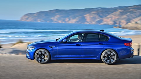 Bmw M5 2018 Review M Gets Awd