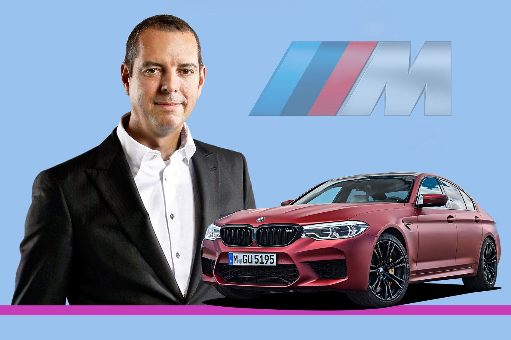 The next big things: the future of BMW's M Division with Frank van ...