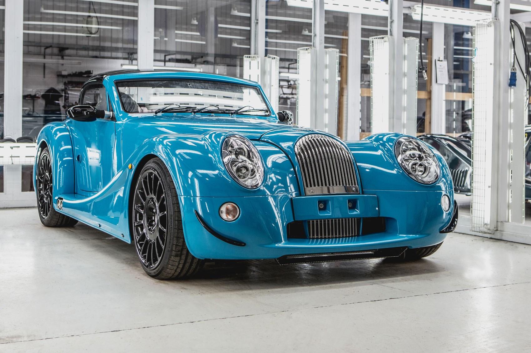 Morgan Aero GT and Plus 8 50th Anniversary specs prices pictures | CAR Magazine
