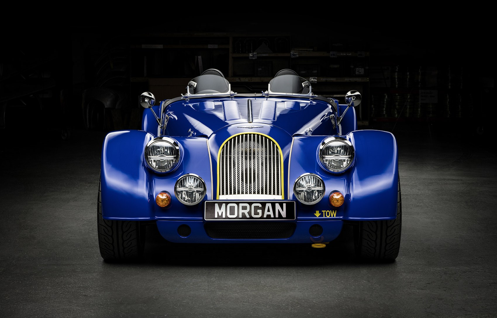 ... New Morgan Aero GT also shown in Geneva ...