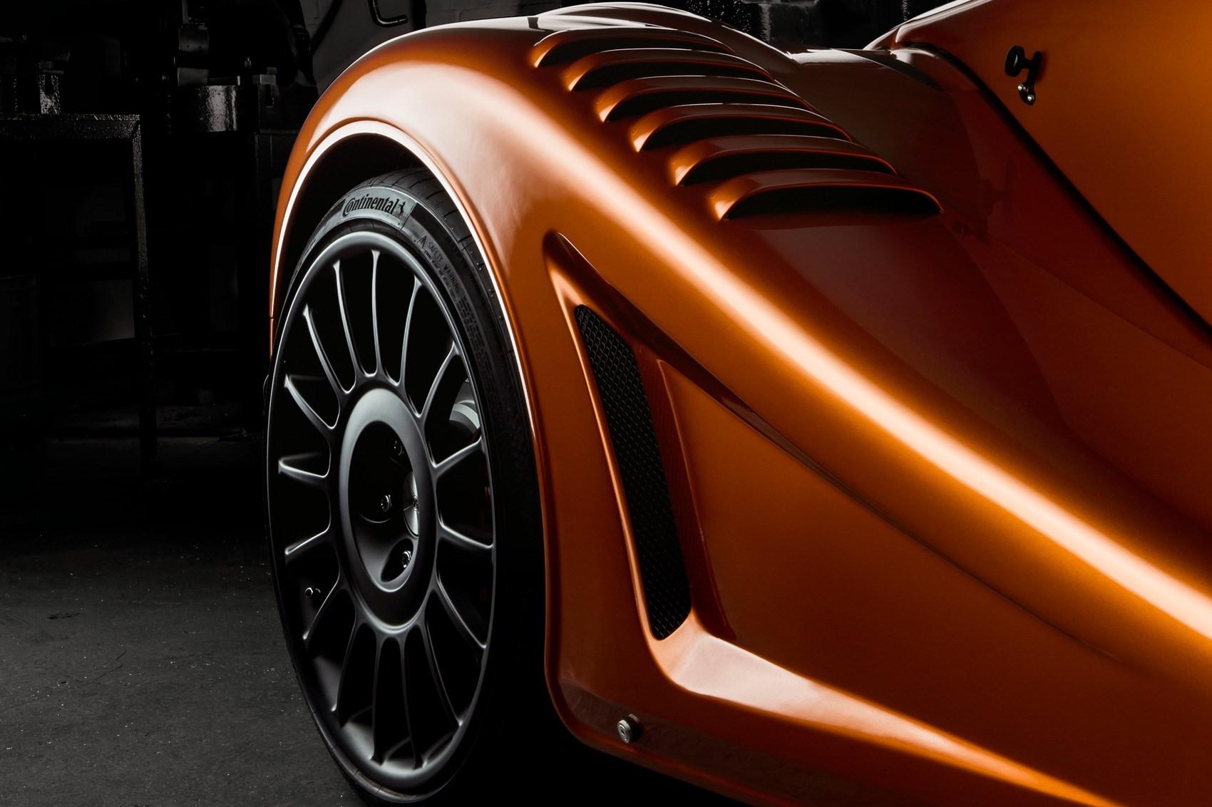 Morgan Aero GT teased - a race-inspired Aero 8