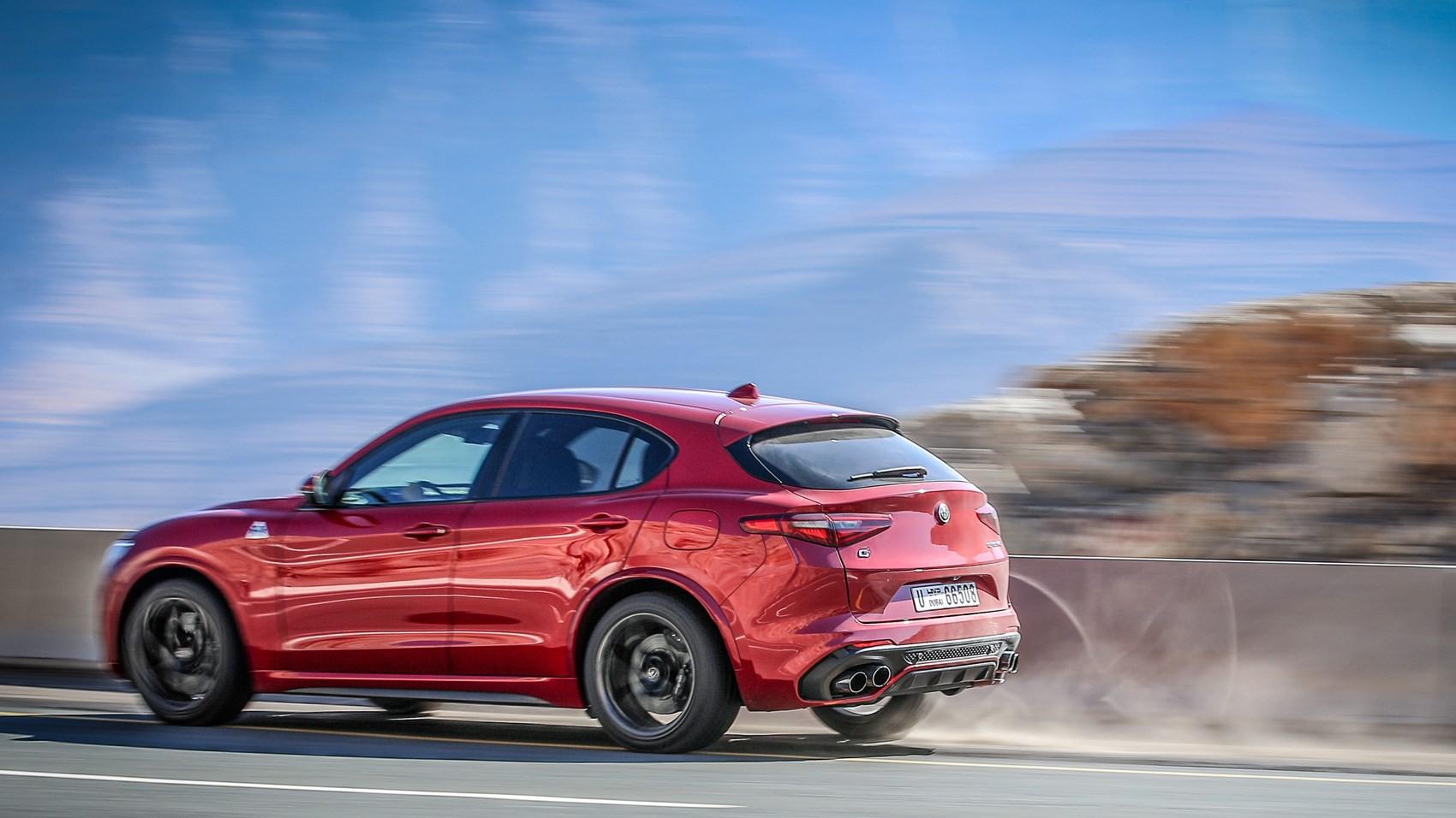 Alfa Romeo Stelvio Qf 2018 Review A Match For A Macan Car Magazine