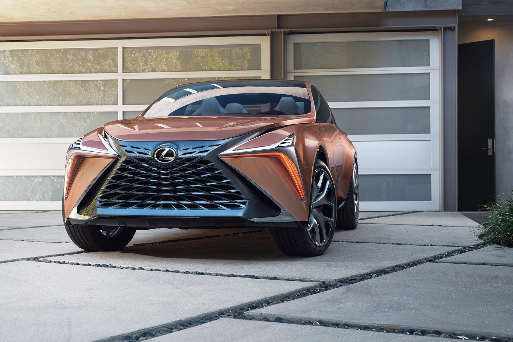 Lexus Lf 1 Limitless Concept Car News Photos Specs Car Magazine