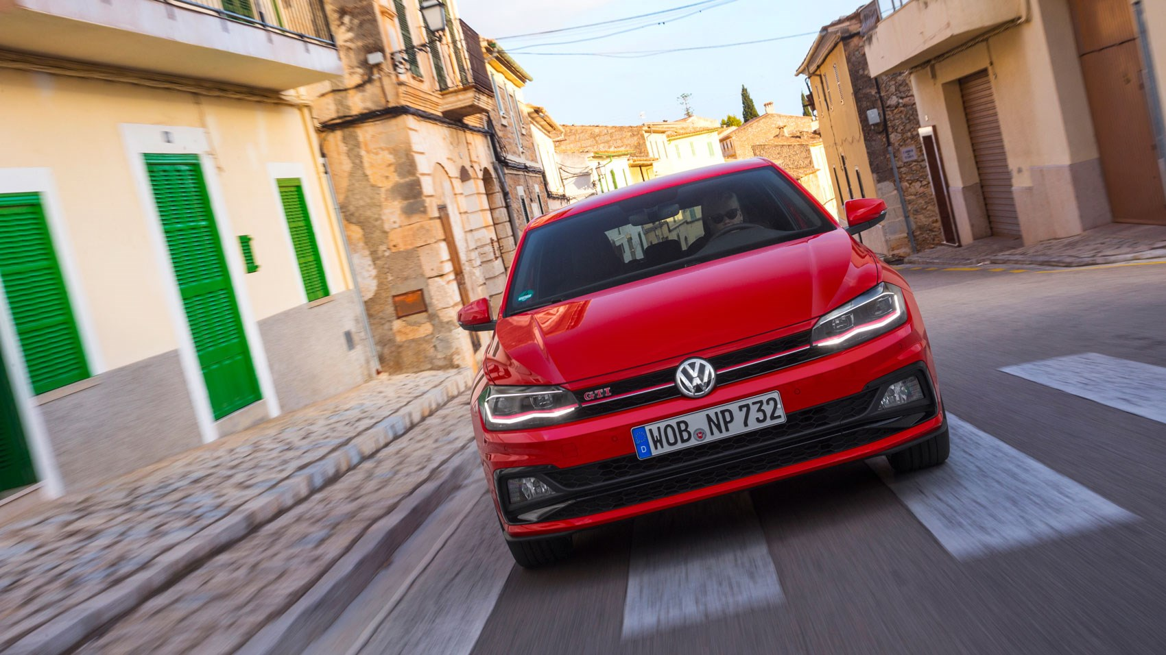 VW Polo GTI: UK prices from £21,500