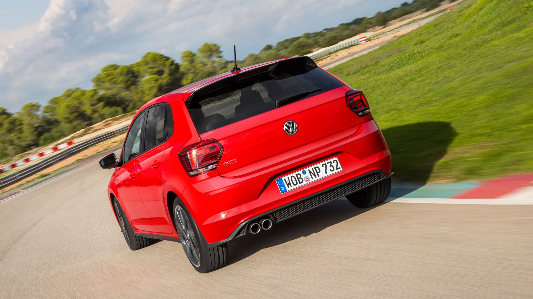 New 2018 VW Polo GTI review