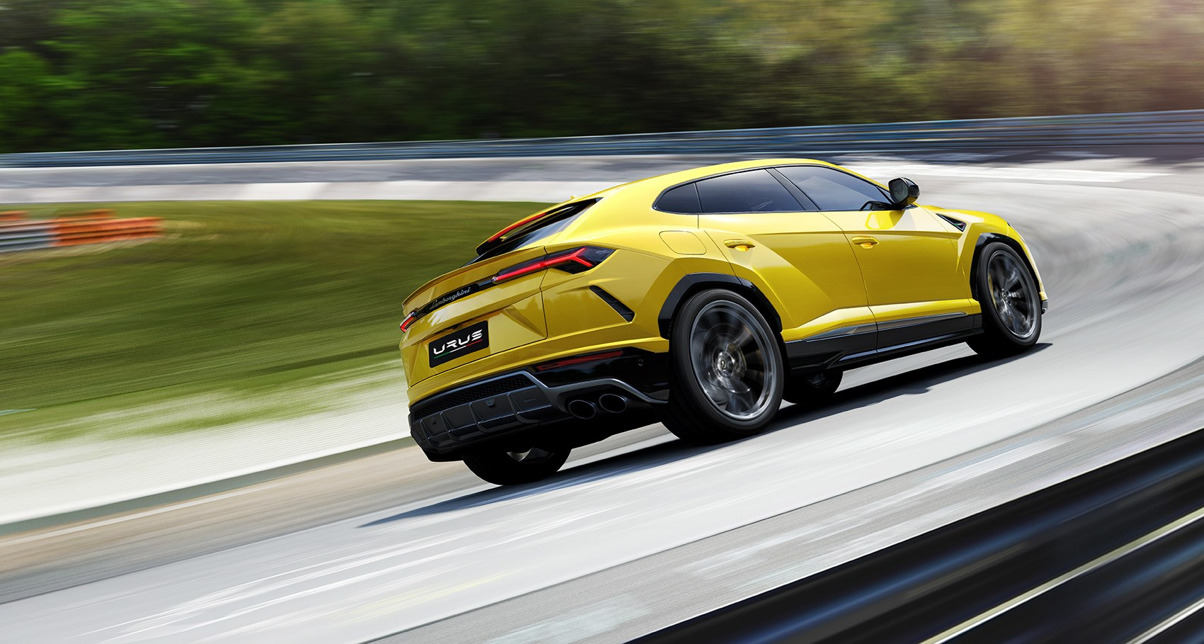 Lamborghini Urus to set Nurburgring lap record for SUVs | CAR Magazine