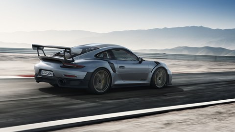 Porsche 911 GT2 RS video review