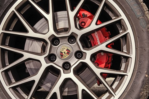 Macan GTS wheel