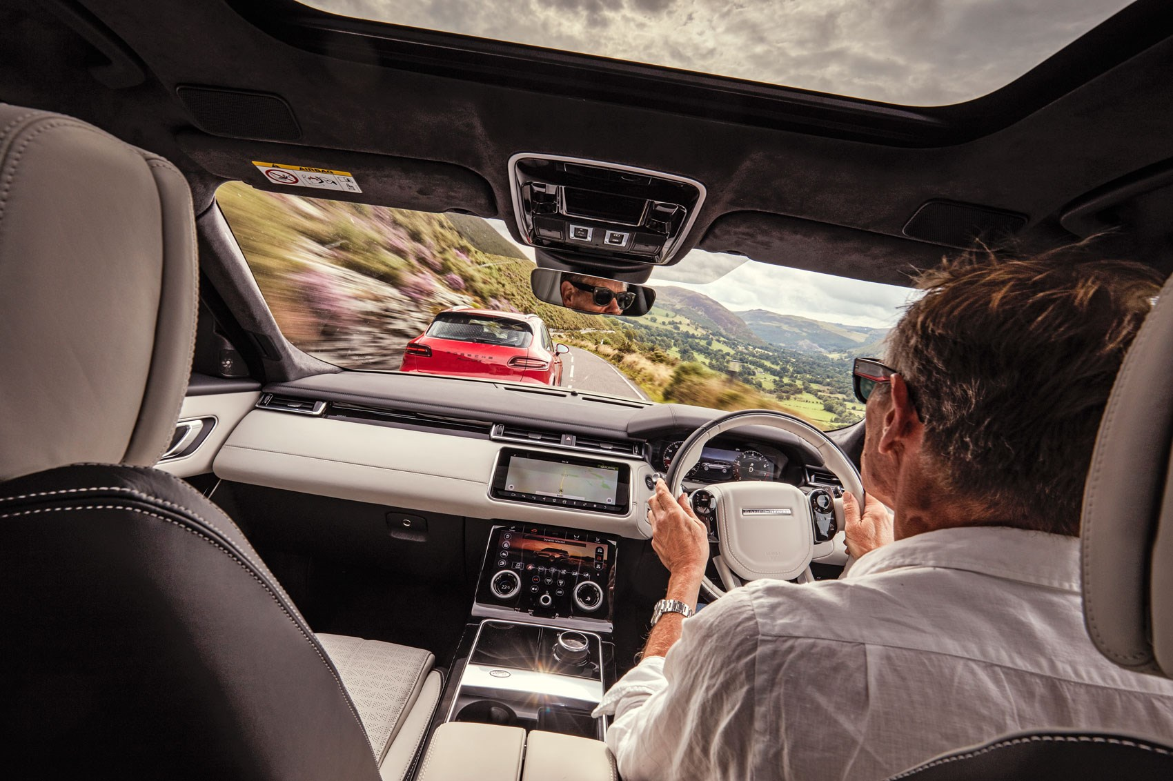 Range Rover Velar Vs Porsche Macan GTS 2017 Twin Test Review