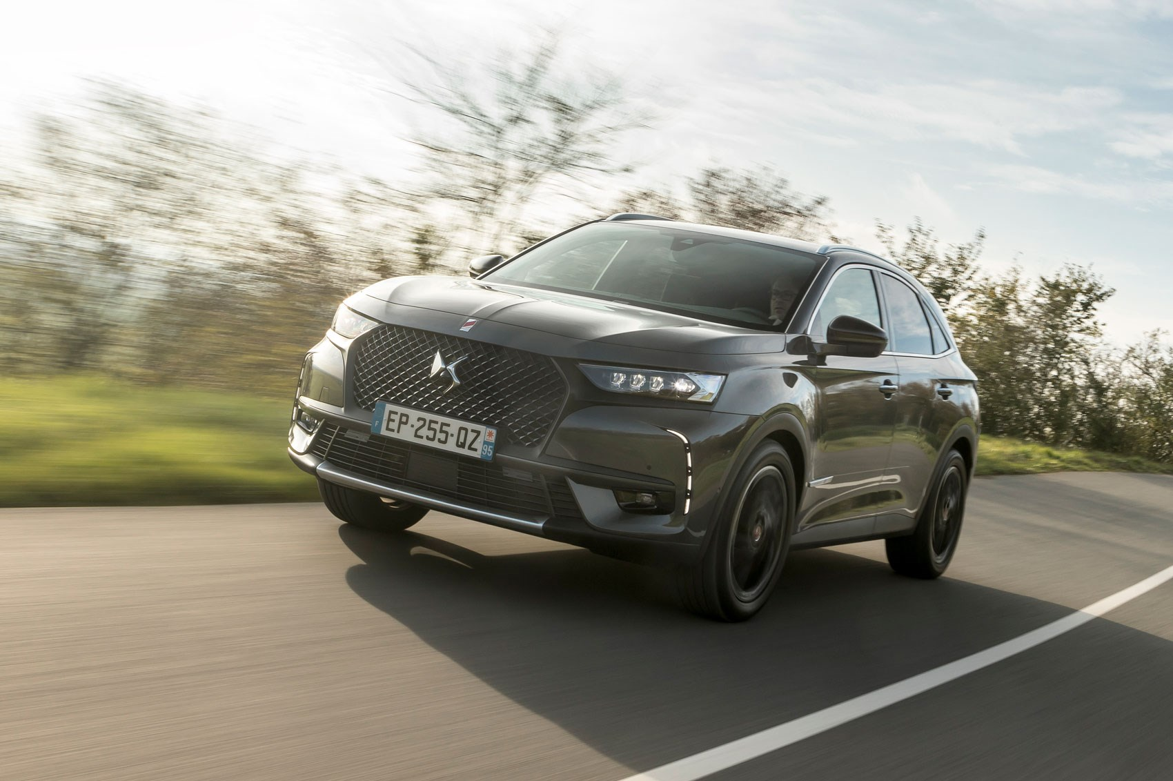 DS7 Crossback diesel review by CAR magazine