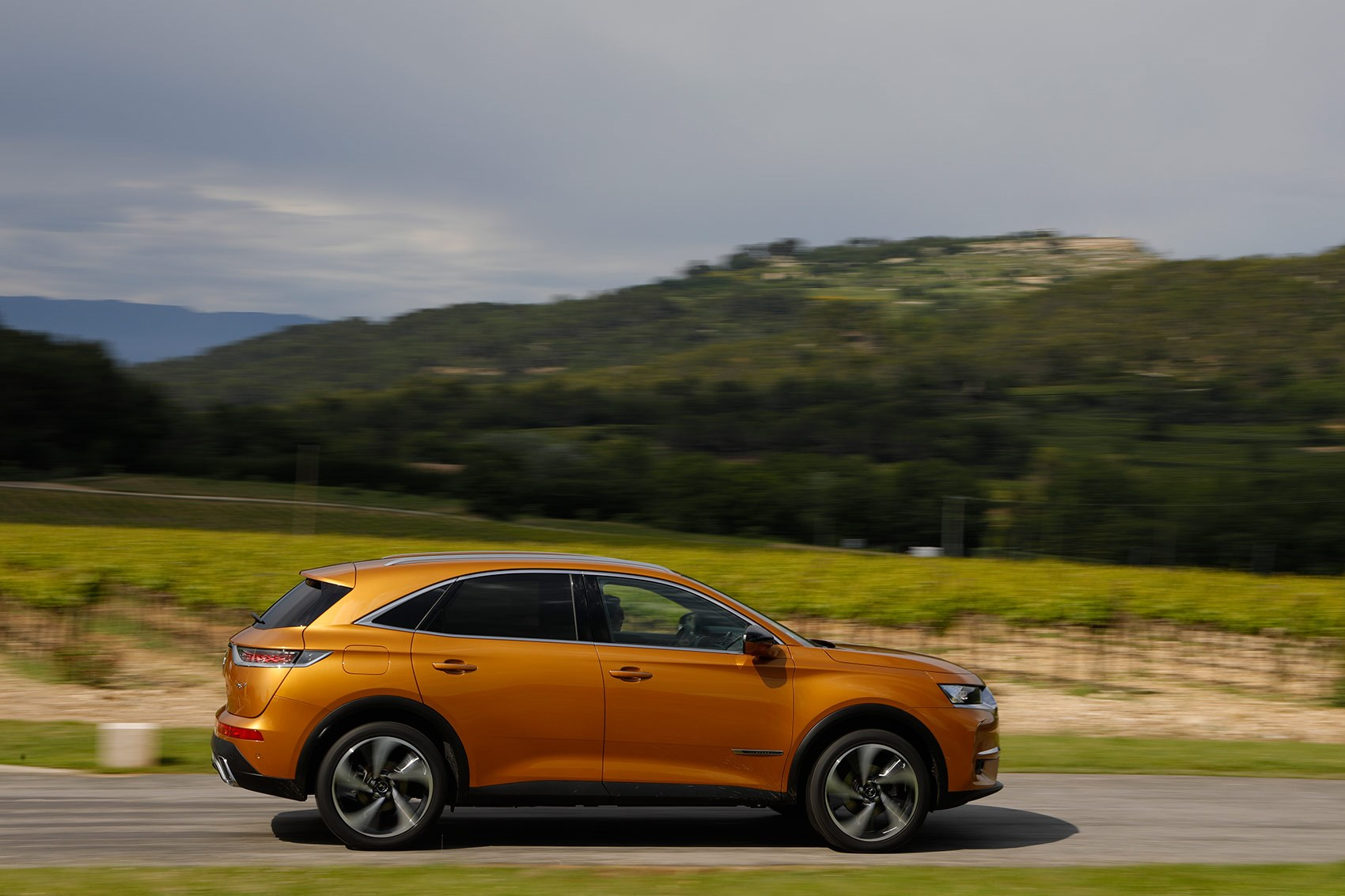 DS7 Crossback PureTech 225 (2018) review, test and comparison, dates