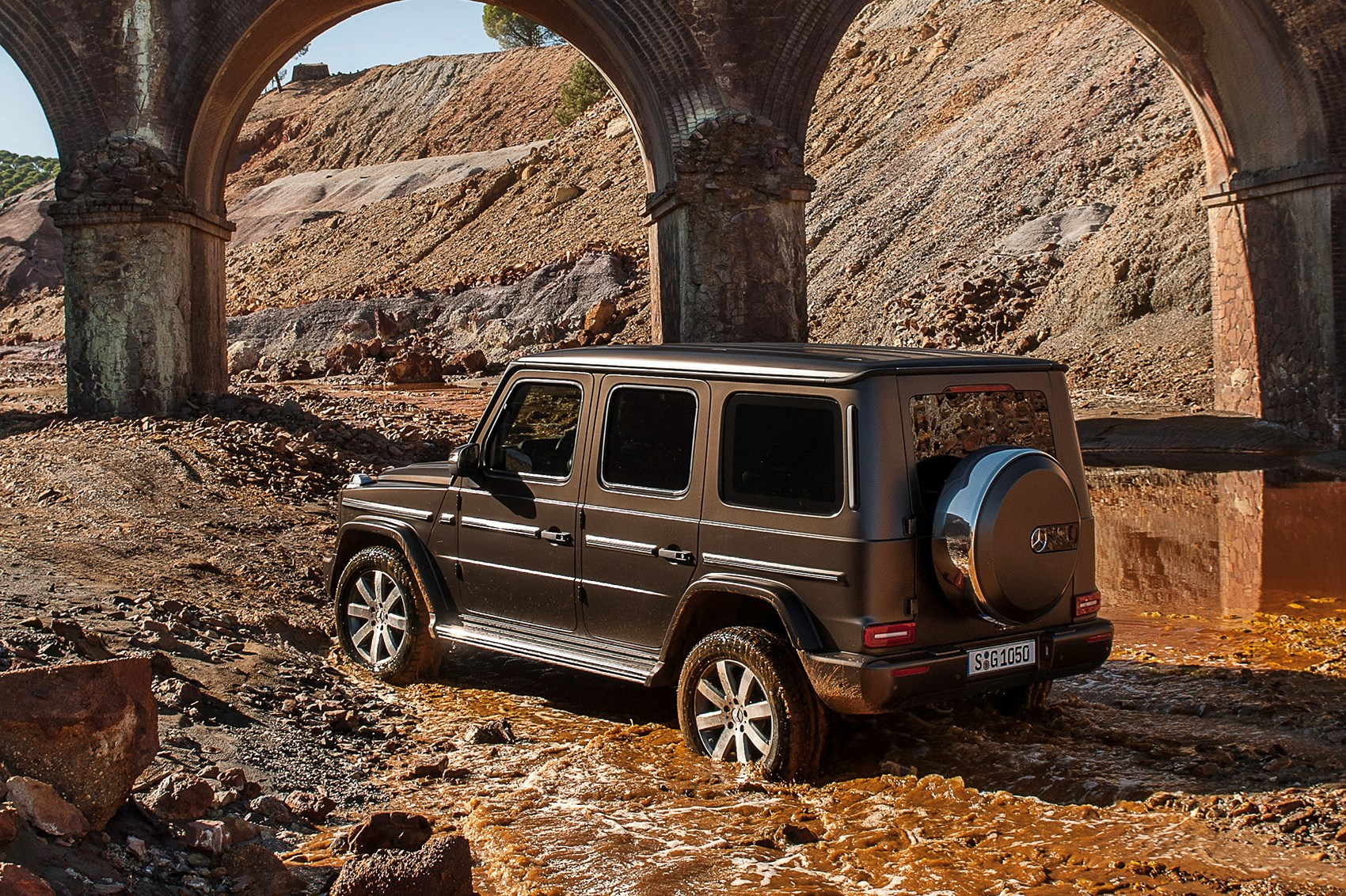 Mercedes G-class (2018): pictures, specs and info | CAR ...