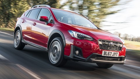 Subaru XV (2018) review: a flawed but likeable SUV | CAR