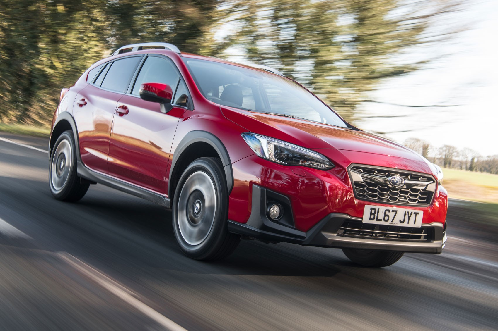 Subaru Xv 2018 Review A Flawed But Likeable Suv