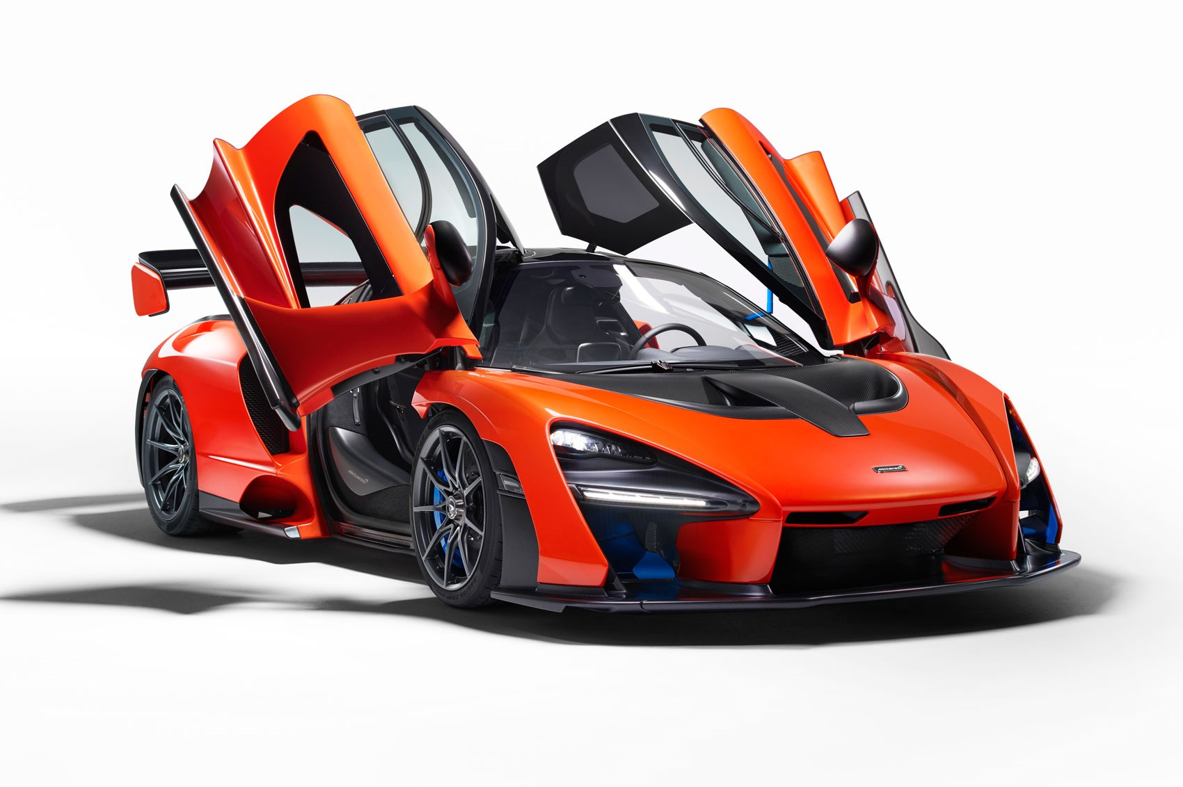 McLaren announces the Senna, its most extreme road auto  ever