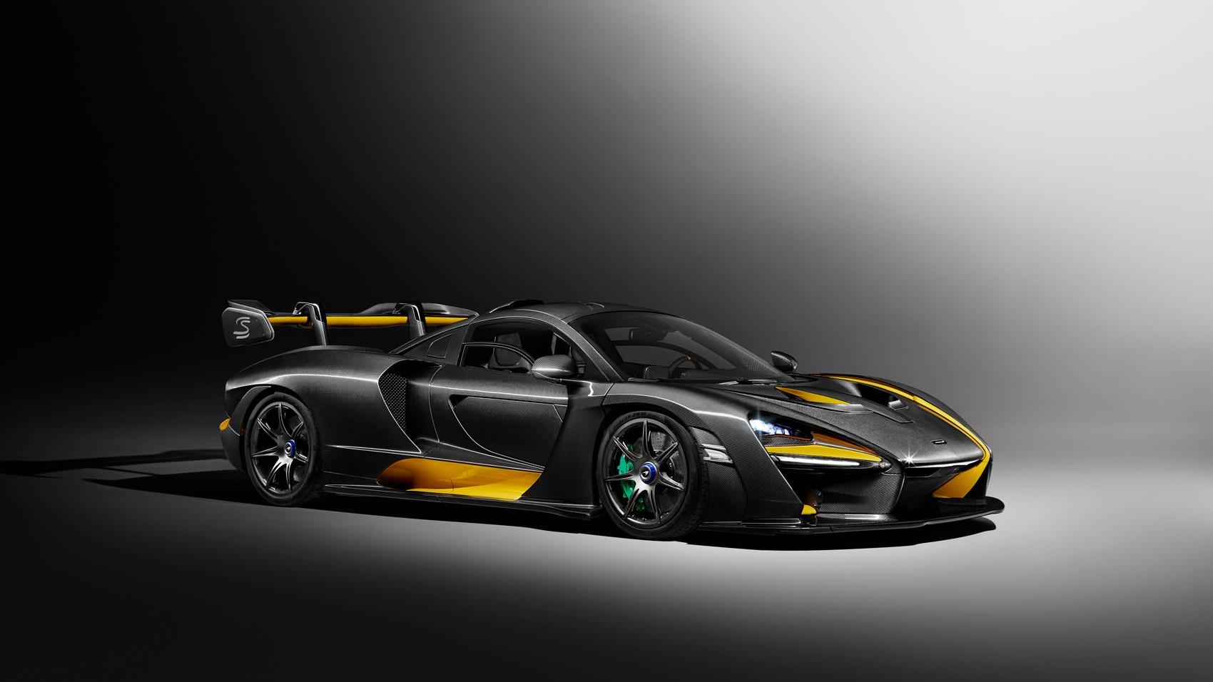 Mclaren Senna Mso Unveils Extreme Carbon Theme