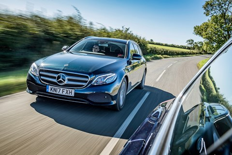Mercedes-Benz E-class Estate review: prices and specs