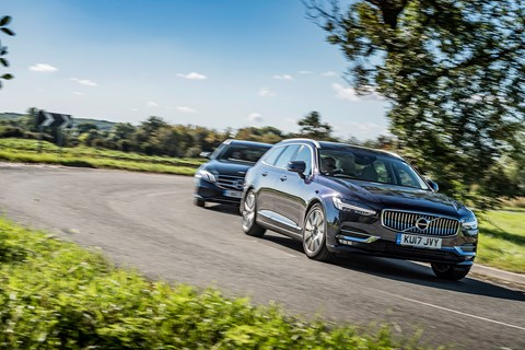 Premium estate triple test: CAR magazine decides