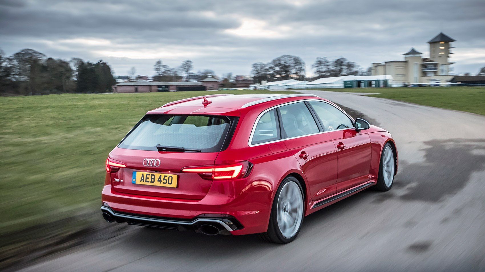 New Audi RS4 Avant (2018) review: RS5 thrills, with added