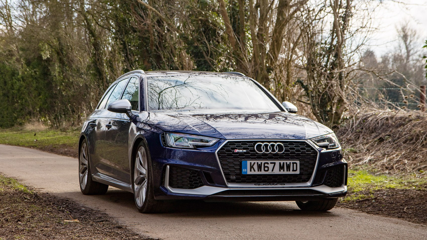 New Audi RS4: UK prices start at £62,175 in the UK