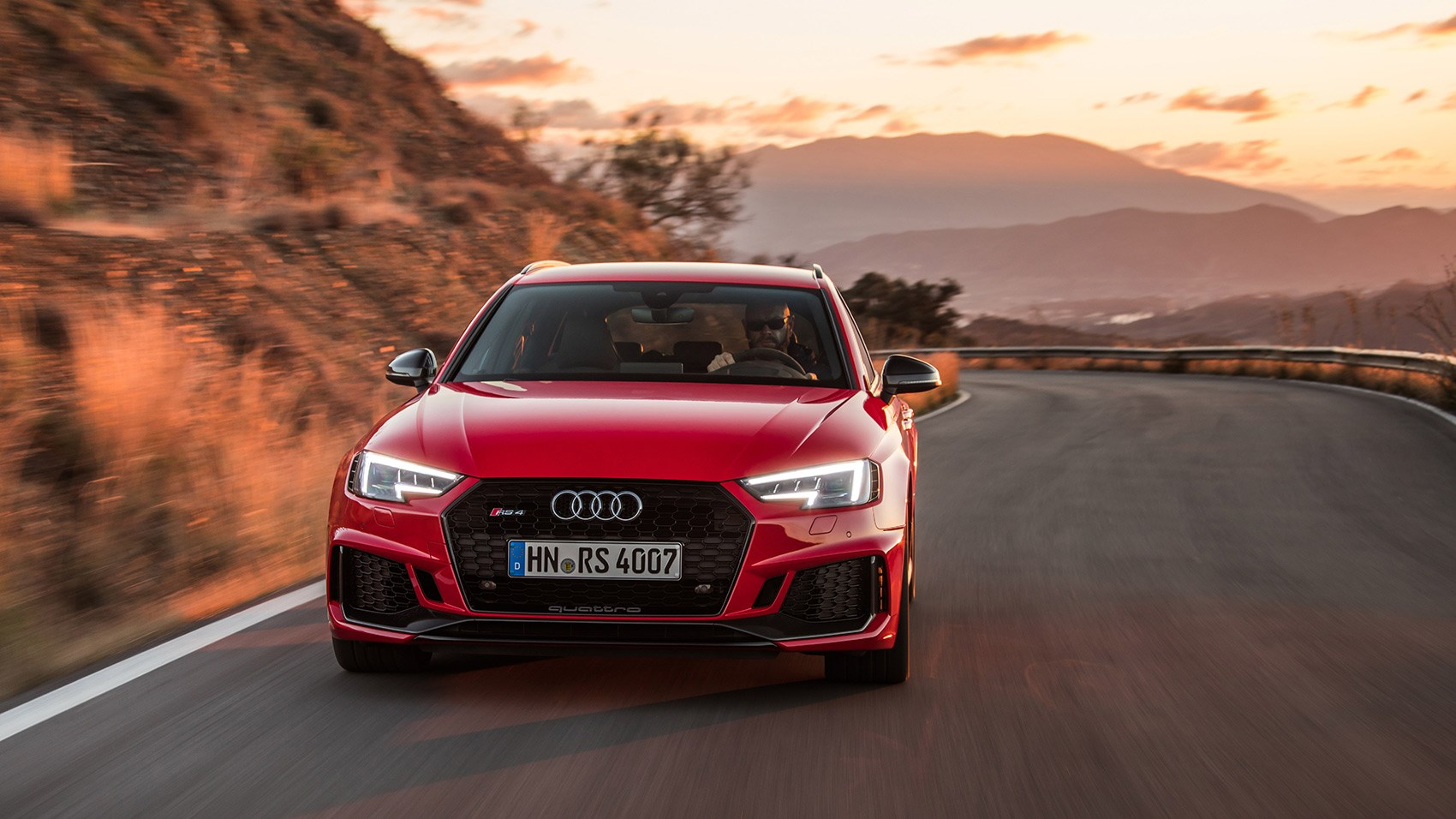 Audi A4 Lease >> New Audi RS4 Avant (2018) review: RS5 thrills, with added ...