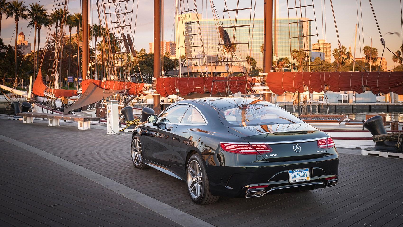 Mercedes S-class Coupe (2018) review | CAR Magazine