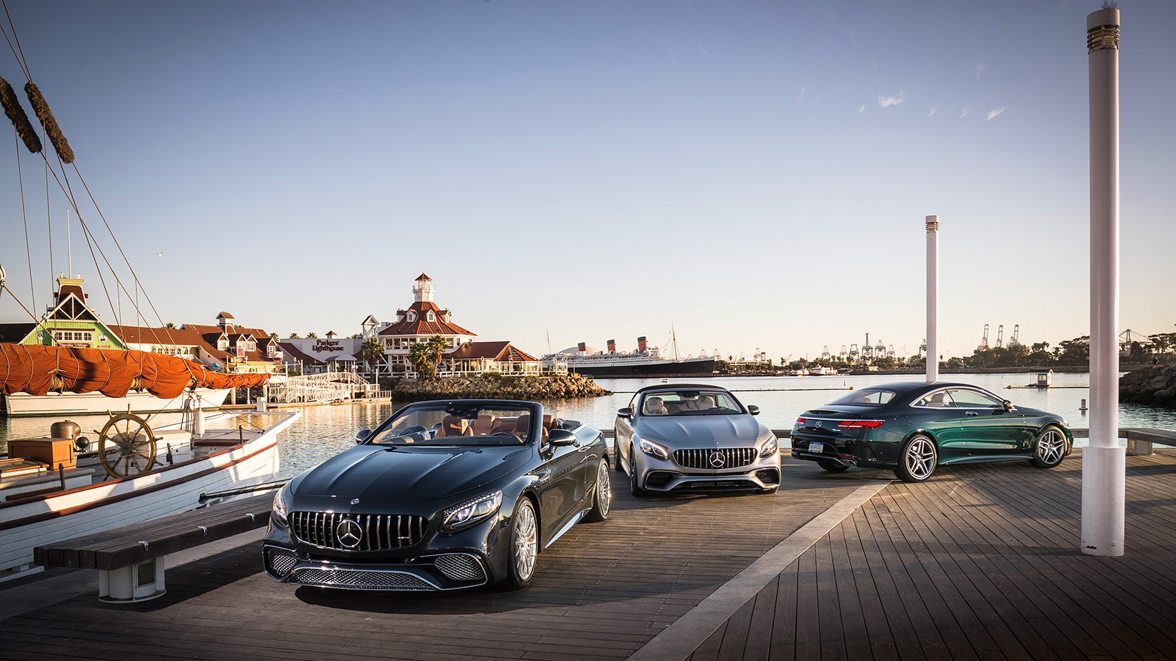 The new 2018 Mercedes S-class Coupe and Cabriolet twins. We review them all