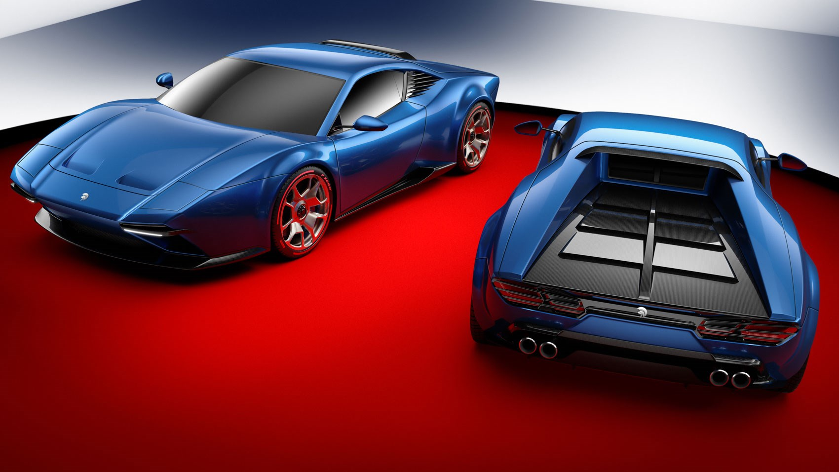 Dodge Aero >> ARES Project Panther: it's a Huracan with pop-up headlights! by CAR Magazine