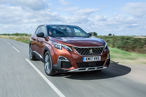 Peugeot 3008 by CAR magazine