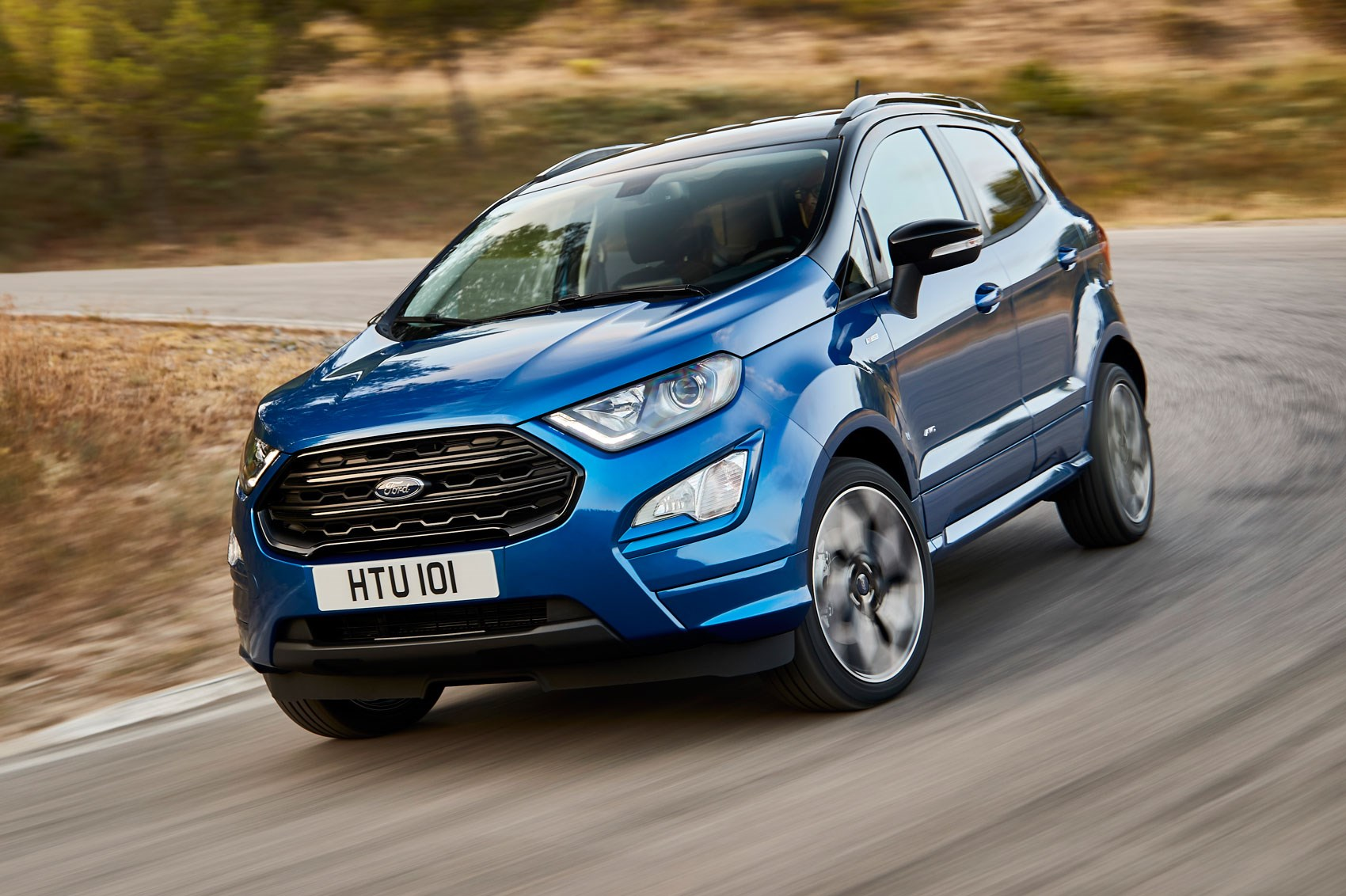 Ford Ecosport 2018 Review Better But Still Not The Best