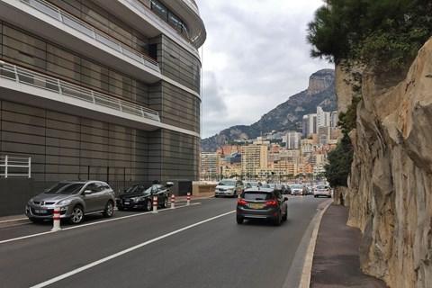 Ford Fiesta Vignale in Monaco
