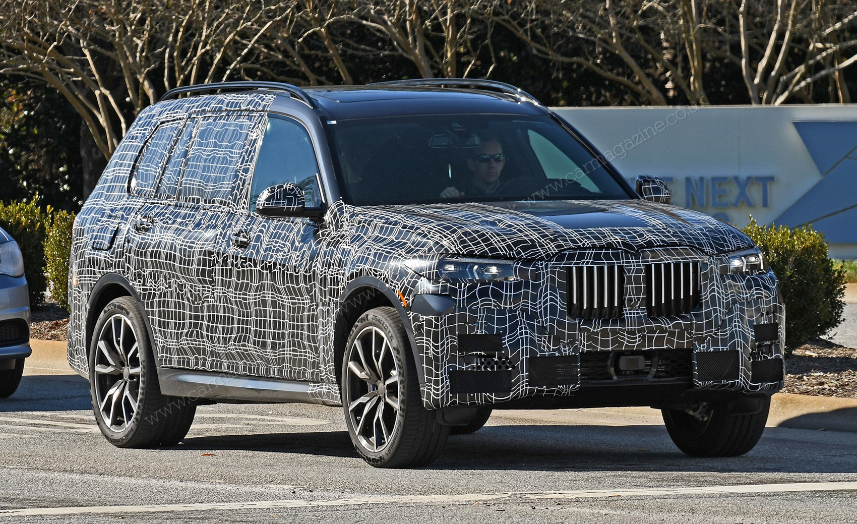 New Bmw X7 2019 Spy Photos Scoop Info By Car Magazine