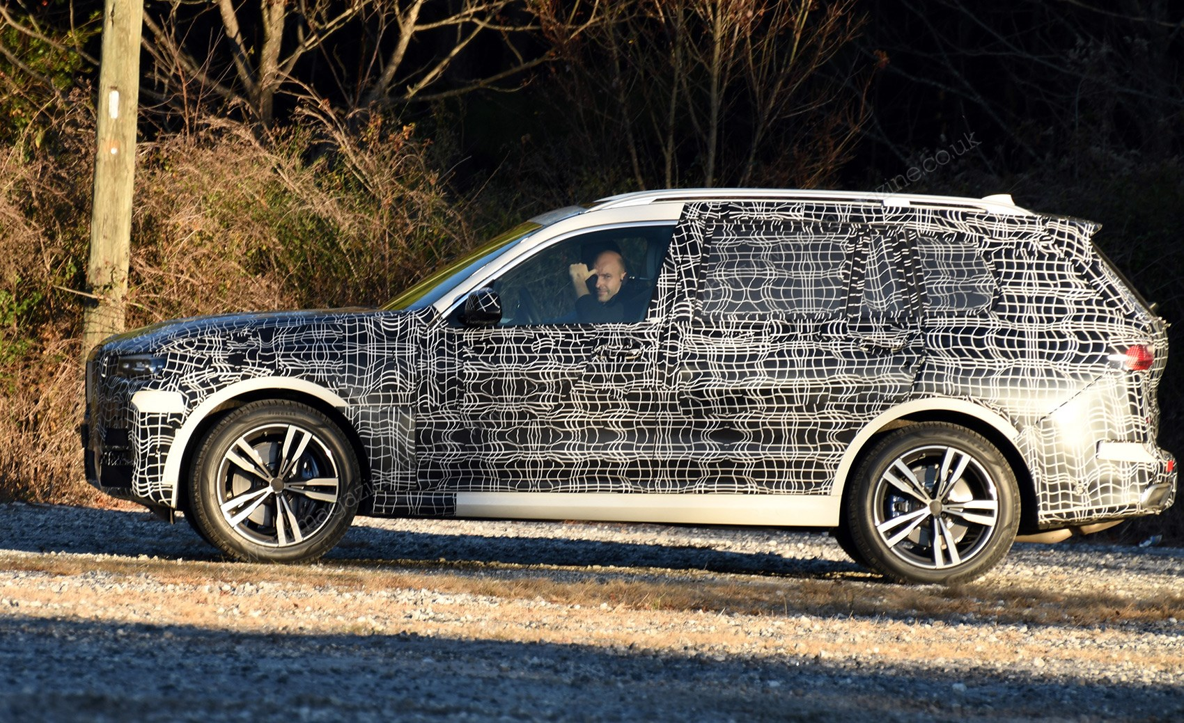 New BMW X7 (2019) spy photos, scoop info by CAR Magazine