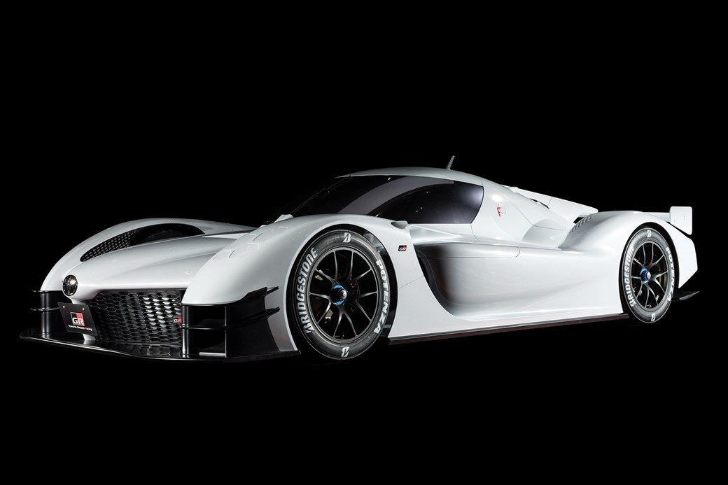 The Toyota GR Super Sport Concept Is A Wild Looking LMP1 Style Supercar,  But Its Hybrid Engine Could Very Well End Up In The New 2019 Toyota Supra.